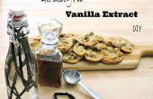 Alkoholfrei Vanille-Extrakt