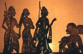 Indische Marionetten