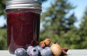 Gewürzt, Blueberry Jam