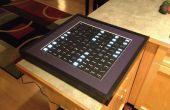 Weltzeituhr in deutscher Sprache mit Arduino