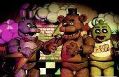 Wie fünf Nächte in Freddys schlagen
