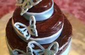 Cupcake in einen Kuchen Kostüm /Jumbo Hochzeit Cupcake