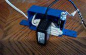 Power Adapter saugen - den Stecker zu ziehen!
