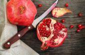 Gewusst wie: einfach einen Granatapfel (Rezept enthalten) Samen