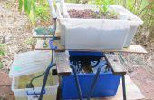 Einfaches Arduino gesteuert Aquaponic System