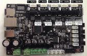 Richten Sie externe Treiber auf Smoothieware Sbase 1.2 Steuerung mit Hilfe der E1-Pins!