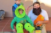 Pflanzen vs Zombies Kostüme