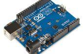 Wie ein Arduino Uno, Blink Programm