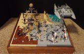Wie erstelle ich eine kleine Lego-Kampfszene