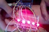 Arduino 1-12 blinkt led Array