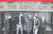 """House of The Rising Sun"" auf der Gitarre"