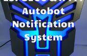 Esp8266 & IFTTT Autobot Benachrichtigungssystem