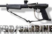 Dampf-Punk Paintball Gun Nerf Mod