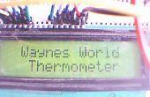 Arduino LCD Thermometer mit LM35 Temp Sensor