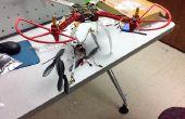 Quad Copter wieder aufzubauen - eine Klasse-Projekt