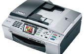 Hacking einen Brother-440CN-Multi-Funktionen-Drucker