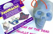 Tag der Toten Schädel