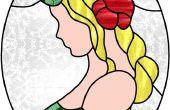 Sharing-o ' Green - Irish Maiden gemacht aus Glas (kein Wortspiel beabsichtigt)