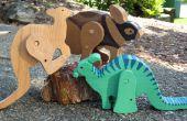 Entwerfen-Hopping Tier- und Comic Book Charakter Spielzeug