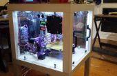 3D Drucker-Gehäuse aus Upcycled Möbel