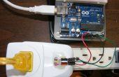 Vereinfachte Arduino Wechselstrom Messung mit ACS712 Hall-Effekt Sensor