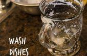 Gewusst wie: Abwasch (mit sehr wenig Wasser!)