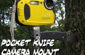 Pocket Knife Kamerahalterung