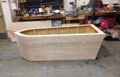 Bau eines Bootes Prop