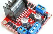 Wie man den L298 Motor Treibermodul - Arduino Tutorial verwenden