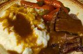 Perfektes Roastbeef in einem Schnellkochtopf