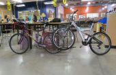 Fahrrad-Tow Rack - Ich habe es bei laufenTechshop!