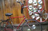"""Doktor"" ~ 5-Rad 'Whirligig' Parade Fahrrad"
