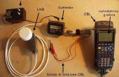 Mikrowellen-Radiometer Homebuilt mit Low-Cost-Komponenten und leichte Verfügbarkeit