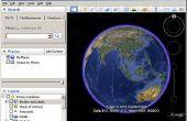 Erstellen von KML-Dateien für Ihre benutzerdefinierte GoogleMaps