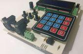 Arduino DMX 512-Tester und Controller DEU