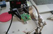Home Automation (oder Robot Butler Geoffrey genannt) - iPhone gesteuert, Arduino basierend