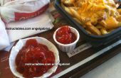 Ketchup Gewürz Halter großen!