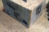 Kisten für SOUTH PACIFIC
