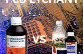 Ist die beste PCB-Ätzmittel in jeder Küche?