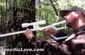 Marshmallow-Shooter Sniper-Gewehr PVC