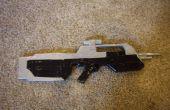 Wie erstelle ich ein Leben Größe Halo 3 Battle Rifle