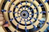 3D Nähen: Ringe mit Seil