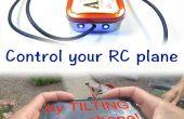 Steuern Sie Ihr RC Flugzeug mit Ihrem Handy Acclerometer