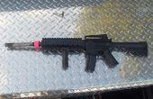 Wie erstelle ich einen Flash-Suppresor/Schalldämpfer für eine Airsoft Gun