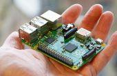 Kontrolle der Richtung und Geschwindigkeit des DC-Motor mit Raspberry Pi