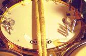 Wie erstelle ich ein Effekte-Snare-Drum