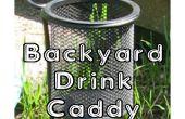 Hinterhof trinken Caddy