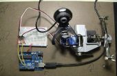 Erkennung und Verfolgung mit Arduino und OpenCV Gesicht
