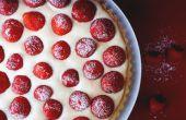 Erdbeeren & Sahne Torte (Erdbeer Torte)