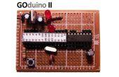 GOduino II = Arduino + L293D drehzahlgeregelten Motor Controller